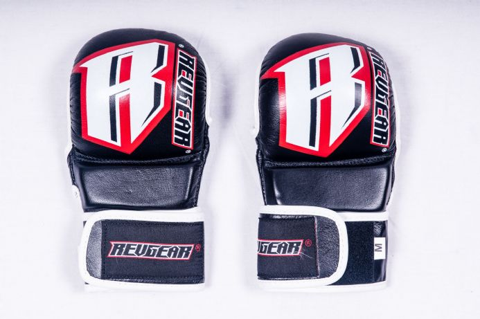 Adult's RevGear Classic Sparring/ MMA Gloves